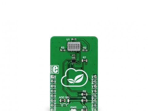 Mikroe Air quality 5 click Sensor