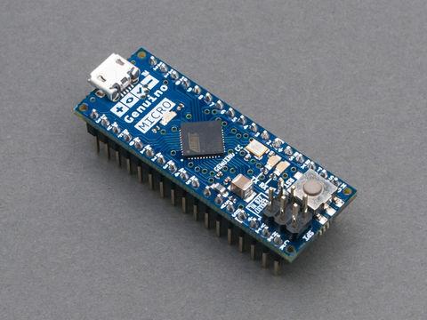 Arduino Micro by arduino.cc