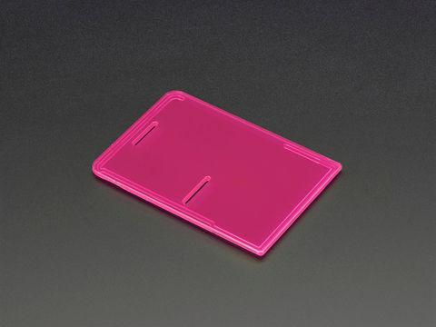 Raspberry Pi Model B+ / Pi 2 / Pi 3 Case Lid - Pink