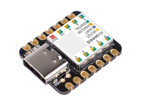 Seeeduino XIAO -SAMD21 Cortex M0+
