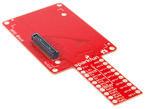 SparkFun Block for Intel® Edison - GPIO