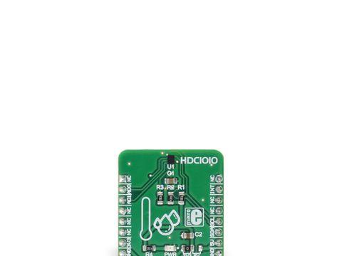 Mikroe Temp&Hum 4 Click - Digital Temperature and Humidity Sensor w/ I2C - HDC1010