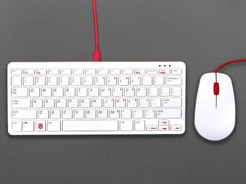 Official Raspberry Pi Keyboard & Mouse Bundle