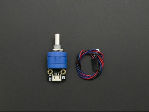 DFRobot Gravity:Analog Rotation Potentiometer Sensor V2 For Arduino