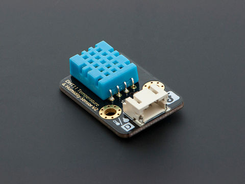 DFRobot Gravity: DHT11 Temperature Humidity Sensor For Arduino