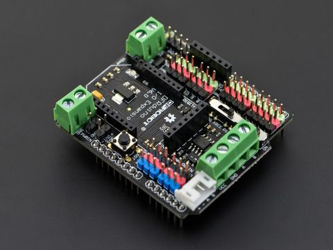 DFRobot Gravity: RS485 IO Expansion Shield for Arduino