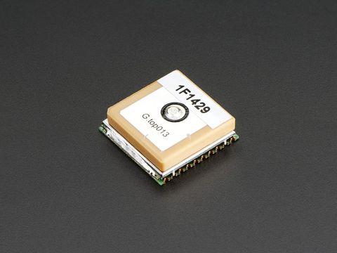 Ultimate GPS Module - 66 channel w/10 Hz updates - MTK3339 chipset