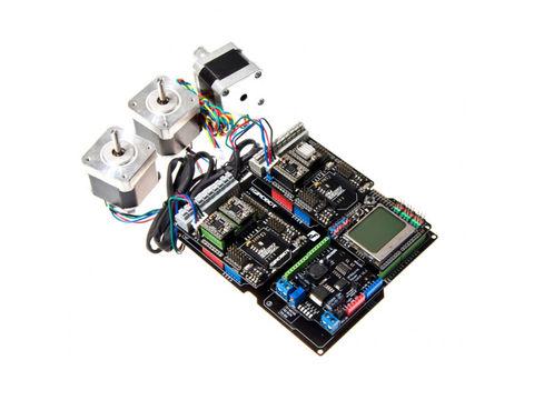 Mega Multi IO Shield for Arduino Mega / DUE
