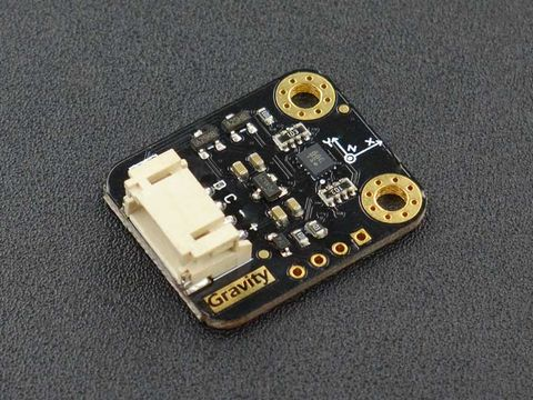 Gravity: I2C BMI160 6-Axis Inertial Motion Sensor