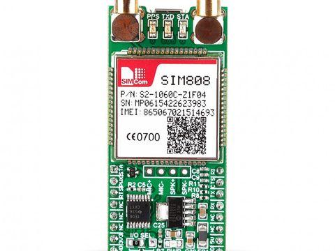 Mikroe GSM-GPS click