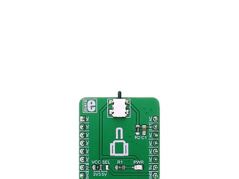 Mikroe Tamper click - Low Profile Side-Actuated Detect Switch