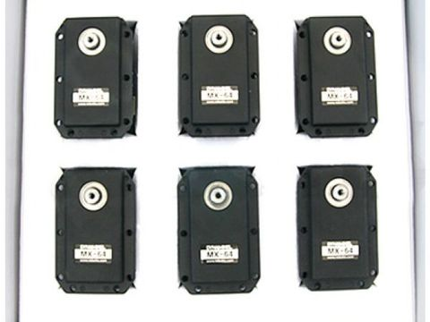 Dynamixel MX-64T Smart Serial Servo (6pk)