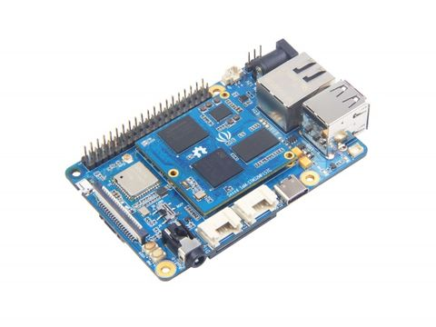 ODYSSEY – STM32MP157C Evaluation Board Raspberry Pi