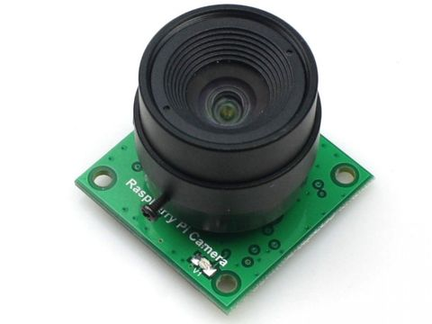 ArduCam OV5647 Camera Board w/ CS Mount for Raspberry Pi
