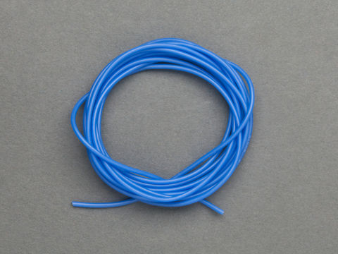 Super Flexible Stranded Core Blue Silicone Cover Wire - 2m 26AWG