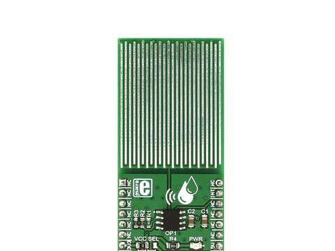 Mikroe Water Detect click - Water / Electroconductive Liquid Detection Sensor