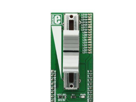 Mikroe Slider click - Slide Potentiometer