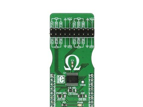 Mikroe DIGI POT 5 Click - Digital Quad Potentiometer 10KΩ with 8bit Resolution