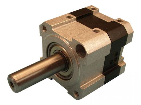 4:1 Gearbox: Standard (RS-500 or RS-700 Motor)