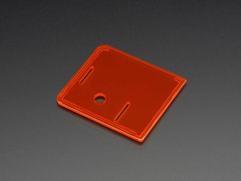 Raspberry Pi Model A+ Case Lid - Orange