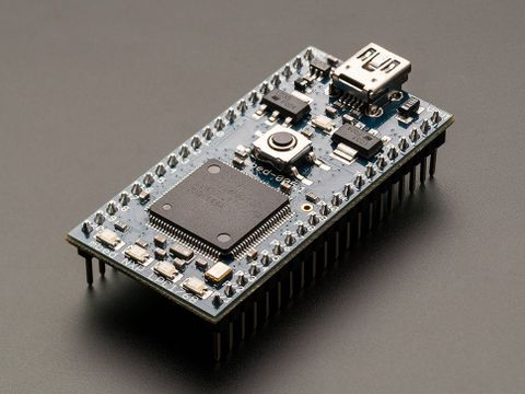 mbed - ARM Cortex M3 Core- LPC1768 development board - v5.1
