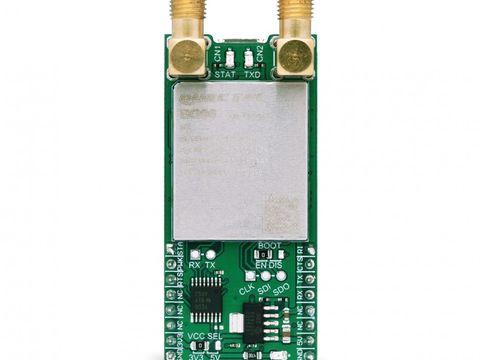 Mikroe LTE IoT 2 click