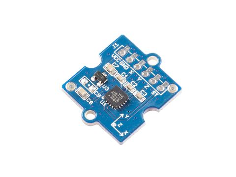 Grove - 3-Axis Analog Accelerometer (ADXL335)