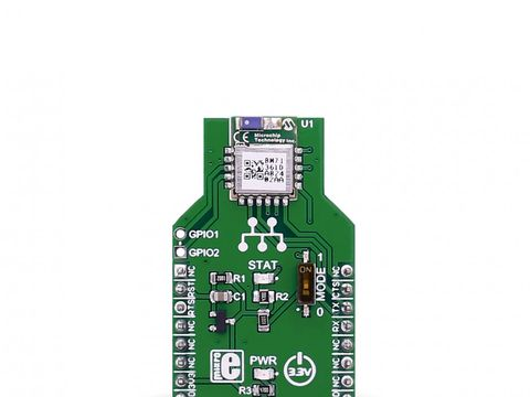 Mikroe RN4871 Click - Bluetooth® 4.2 Low Energy Module