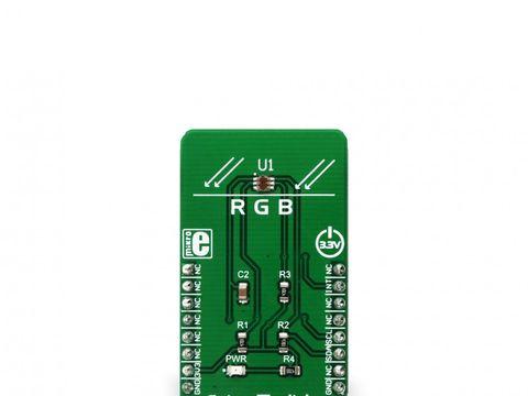 Mikroe Color 7 click - RGB Color Sensor - TCS3472