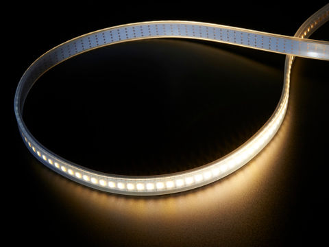 Adafruit DotStar LED Strip - APA102 Warm White - 144 LED/m - 3000K - One Meter