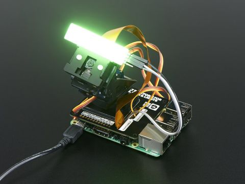 Pimoroni Pan-Tilt HAT for Raspberry Pi