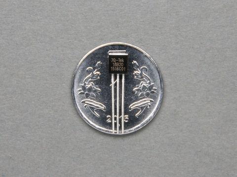 Digital Temperature Sensor (DS18B20) - TO92 IC