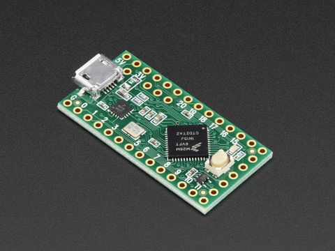 Teensy Development Board -LC Without Pins
