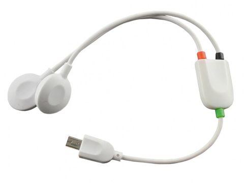 2-Lead Electrode Cable (10 cm)