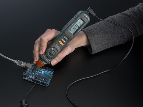 Autoranging Digital Multimeter Pen - MS8211D