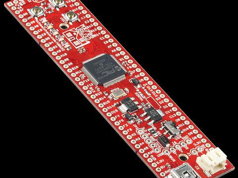 USB 32-Bit Whacker - PIC32MX795 Development Board