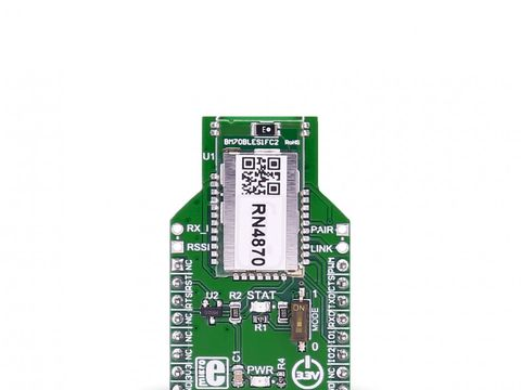 Mikroe RN4870 Click - Bluetooth® 4.2 Low Energy Module