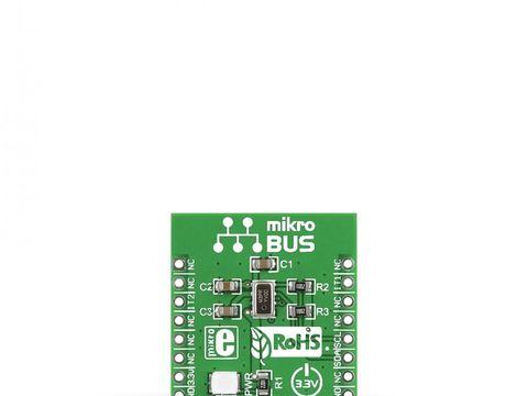 Mikroe Altitude click - MPL3115A2 Pressure Altitude & Temperature Sensor Module w/ I2C