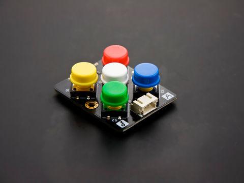 DFRobot Gravity:Analog ADKeyboard Module V2