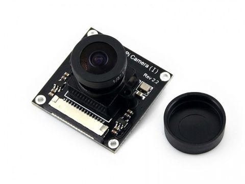 Raspberry Pi Camera Module w/ Fisheye Lens