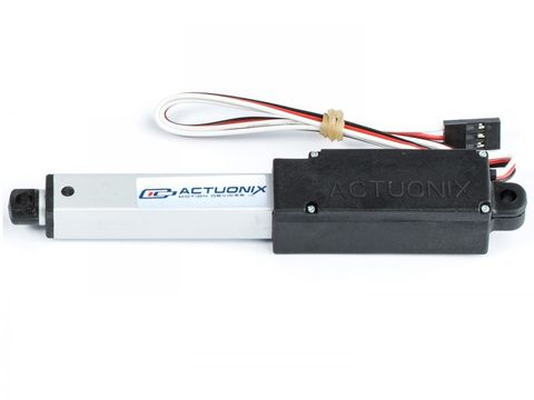 Actuonix L16 Actuator 50mm 150:1 6V RC Control