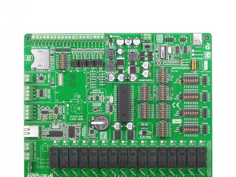 Mikroe AVRPLC16 v6 PLC System
