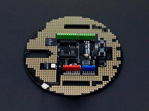 MiniQ 2WD Plus Control Board