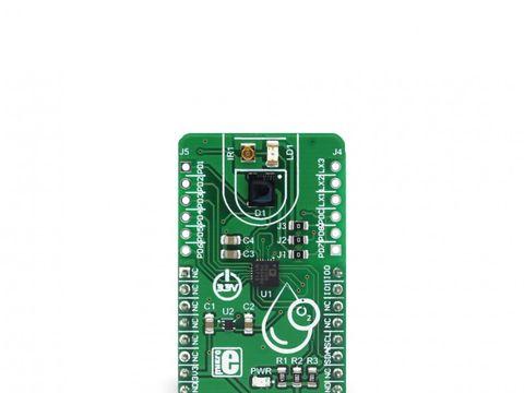 Mikroe Oximeter click - Pulse oximetry (SpO2) - ADPD105