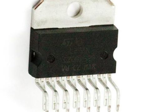Full-Bridge Motor Driver Dual - L298N