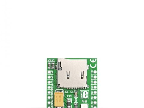 Mikroe microSD click