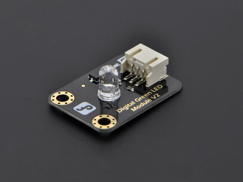 DFRobot Gravity: Digital Green LED Light Module