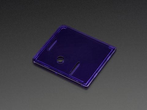 Raspberry Pi Model A+ Case Lid - Purple