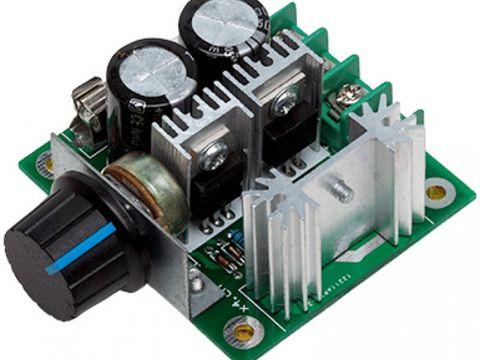 DC Speed Controller for Actuators