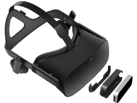 Leap Motion VR Developer Mount